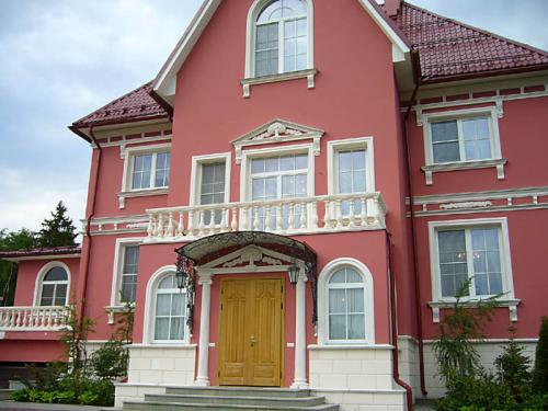 Luxusvilla an der Rubljovka