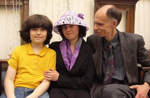 Architektenfamilie Romanow