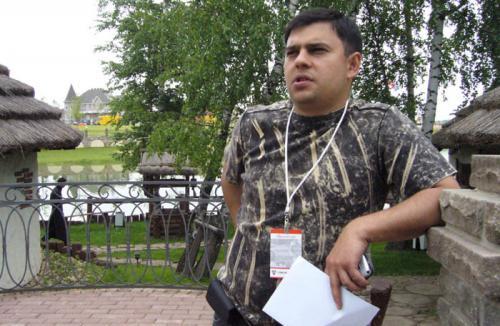 Oleg Stupenkow